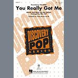 The Kinks You Really Got Me (arr. Mac Huff) Sheet Music and Printable PDF Score | SKU 437182