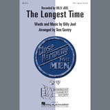 Billy Joel The Longest Time (arr. Tom Gentry) Sheet Music and Printable PDF Score | SKU 432630