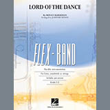 Johnnie Vinson The Lord Of The Dance - Timpani Sheet Music and Printable PDF Score | SKU 292264