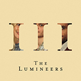 The Lumineers Soundtrack Song Sheet Music and Printable PDF Score | SKU 432692