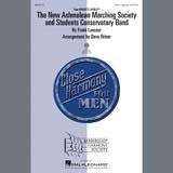 David Briner The New Ashmolean Marching Society And Students Conservatory Band Sheet Music and Printable PDF Score | SKU 283991