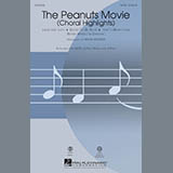 Mark Brymer The Peanuts Movie - Guitar Sheet Music and Printable PDF Score | SKU 355803