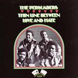 The Persuaders Thin Line Between Love And Hate Sheet Music and Printable PDF Score | SKU 118577