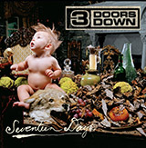 3 Doors Down The Real Life Sheet Music and Printable PDF Score | SKU 50839