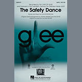 Mark Brymer The Safety Dance - Bass Sheet Music and Printable PDF Score | SKU 293680