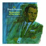 Frank Sinatra The September Of My Years Sheet Music and Printable PDF Score   SKU 77024