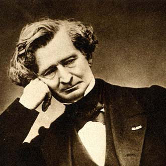 Hector Berlioz image and pictorial