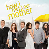 Download or print The Solids Hey Beautiful (from How I Met Your Mother) Digital Sheet Music Notes and Chords - Printable PDF Score