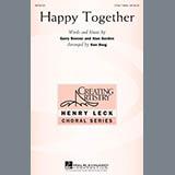 The Turtles Happy Together (arr. Ken Berg) Sheet Music and Printable PDF Score | SKU 437228