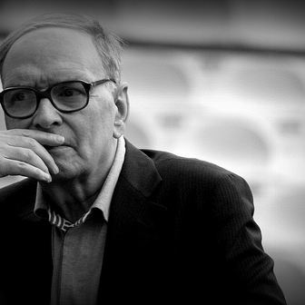 Ennio Morricone image and pictorial