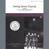 The Vagabonds Swing Down Chariot (arr. The Vagabonds) Sheet Music and Printable PDF Score | SKU 407101