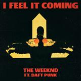 The Weeknd I Feel It Coming (feat. Daft Punk) Sheet Music and Printable PDF Score | SKU 180222