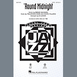 Thelonious Monk 'Round Midnight (arr. Ed Lojeski) Sheet Music and Printable PDF Score | SKU 432338