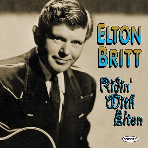 Elton Britt image and pictorial