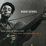 Woody Guthrie This Land Is Your Land Sheet Music and Printable PDF Score | SKU 179092