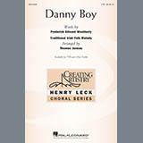 Download or print Irish Folksong Danny Boy (arr. Thomas Juneau) Digital Sheet Music Notes and Chords - Printable PDF Score