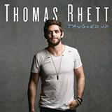 Thomas Rhett Die A Happy Man Sheet Music and Printable PDF Score | SKU 189289