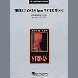 John Leavitt Three Dances from Water Music - Full Score Sheet Music and Printable PDF Score | SKU 271804