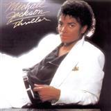 Michael Jackson Thriller Sheet Music and Printable PDF Score | SKU 47629
