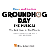 Tim Minchin Playing Nancy (from Groundhog Day The Musical) Sheet Music and Printable PDF Score | SKU 428358