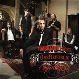 Timbaland featuring OneRepublic Apologize Sheet Music and Printable PDF Score | SKU 181090