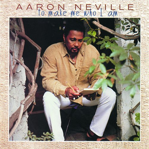Aaron Neville image and pictorial