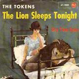 Download or print Tokens The Lion Sleeps Tonight Digital Sheet Music Notes and Chords - Printable PDF Score