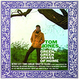 Download or print Tom Jones Green Green Grass Of Home Digital Sheet Music Notes and Chords - Printable PDF Score