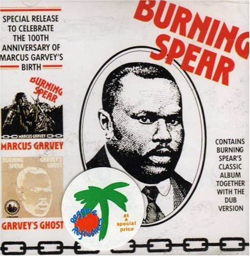 Burning Spear image and pictorial