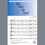 Traditional How Sweet the Sound (arr. Philip Lawson) Sheet Music and Printable PDF Score | SKU 427697