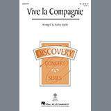 Traditional Vive La Compagnie (arr. Audrey Snyder) Sheet Music and Printable PDF Score | SKU 425200