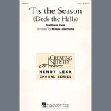 Traditional Carol 'Tis The Season (Deck The Halls) (arr. Michael John Trotta) Sheet Music and Printable PDF Score | SKU 407518