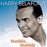 Download or print Traditional Folk Song Matilda Digital Sheet Music Notes and Chords - Printable PDF Score