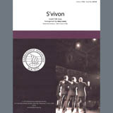 Traditional Folksong S'Vivon (arr. Gary Lewis) Sheet Music and Printable PDF Score | SKU 407091