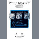 John Leavitt People, Look East Sheet Music and Printable PDF Score | SKU 153854