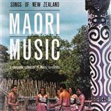 Download or print Traditional Maori Folk Song Tutira Mai Digital Sheet Music Notes and Chords - Printable PDF Score