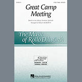 Traditional Spiritual Great Camp Meeting (arr. Rollo Dilworth) Sheet Music and Printable PDF Score | SKU 161961
