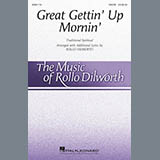 Traditional Spiritual Great Gettin' Up Mornin' (arr. Rollo Dilworth) Sheet Music and Printable PDF Score | SKU 415510