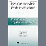 Traditional Spiritual He's Got The Whole World In His Hands (arr. Rollo Dilworth) Sheet Music and Printable PDF Score | SKU 407524