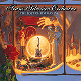 Download or print Trans-Siberian Orchestra Anno Domine Digital Sheet Music Notes and Chords - Printable PDF Score