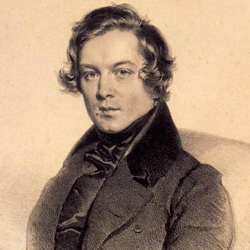 Robert Schumann image and pictorial