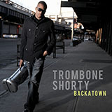 Trombone Shorty Hurricane Season Sheet Music and Printable PDF Score | SKU 466885