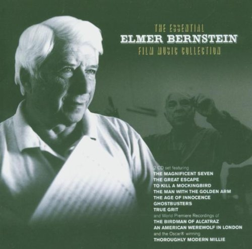 Don Black and Elmer Bernstein image and pictorial