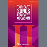 Roger Emerson Two-Part Songs For Every Occasion Sheet Music and Printable PDF Score   SKU 491088