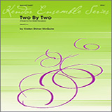 Shiner-McGuire Two By Two (9 Duets For Two-Mallet Percussion) Sheet Music and Printable PDF Score   SKU 124898
