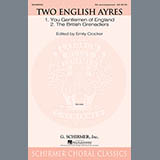 Emily Crocker Two English Ayres Sheet Music and Printable PDF Score | SKU 153104