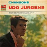 Download or print Udo Jürgens Merci Cherie Digital Sheet Music Notes and Chords - Printable PDF Score