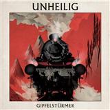 Download or print Unheilig Wir Sind Die Gipfelstürmer Digital Sheet Music Notes and Chords - Printable PDF Score