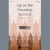 Cristi Cary Miller Up On The Housetop Sheet Music and Printable PDF Score | SKU 157919