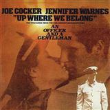 Joe Cocker and Jennifer Warnes Up Where We Belong (from An Officer And A Gentleman) Sheet Music and Printable PDF Score   SKU 40424